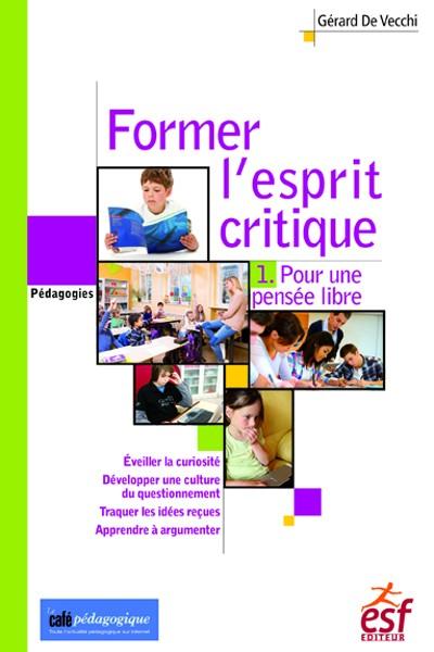 Former l'esprit critique des élèves
