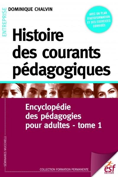 Histoire des courants pédagogiques