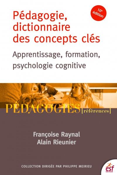 Pédagogie, dictionnaire des concepts clés