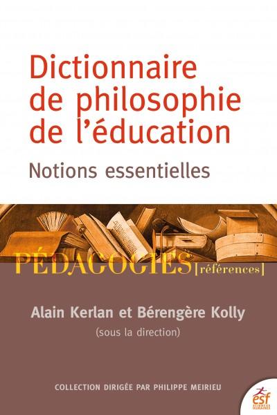Dictionnaire de philosophie de l'éducation