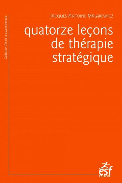 14 leçons de thérapie stratégique